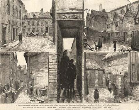 Sketches from the Condemned Localities 1876