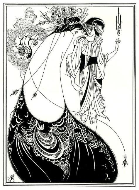 peacock-skirt-oscar-wilde-illustration-aubrey-beardsley